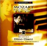 MOZART - Ciani - Concerto pour piano et orchestre n°20 en ré mineur K.46