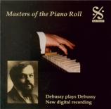 Debussy plays Debussy