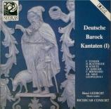 Deutsche Barock Kantaten Vol.1