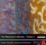 CHOPIN - Blumental - Mazurka pour piano n°1 en fa dièse mineur op.6 n°1