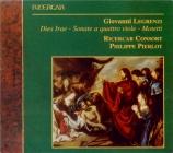 Dies Irae - Sonate a quattro viole - Motetti