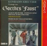 Chants inspirés du Faust de Goethe