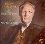 Chaliapine chante des oeuvres françaises