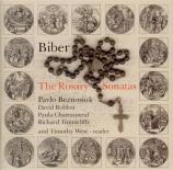 BIBER - Beznosiuk - Sonates du Rosaire
