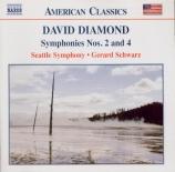 DIAMOND - Schwarz - Symphonie n°2