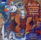 BLOCH - Atlas - Israel symphony