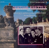 The Great Recordings of French String Quartets vol.14