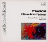 STRAVINSKY - Pons - L'oiseau de feu, conte dansé en 2 tableaux, pour orc