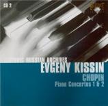 CHOPIN - Kissin - Concerto pour piano et orchestre n°1 en mi mineur op.1