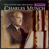 Charles Munch : The Concert Hall Recordings