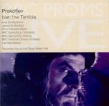 PROKOFIEV - Slatkin - Ivan le terrible, musique du film d'Eisenstein, po
