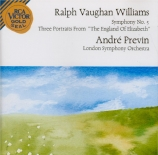 VAUGHAN WILLIAMS - Previn - Symphonie n°5