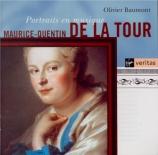 Portraits en musique : Quentin De La Tour