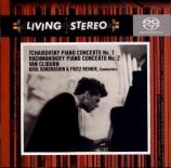 TCHAIKOVSKY - Cliburn - Concerto pour piano n°1 en si bémol mineur op.23