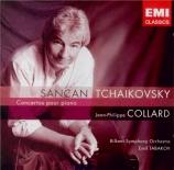 TCHAIKOVSKY - Collard - Concerto pour piano n°1 en si bémol mineur op.23