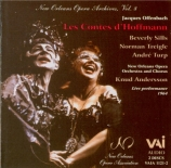 OFFENBACH - Andersson - Les Contes d'Hoffmann Live New Orleans, 27 - 2 - 1964