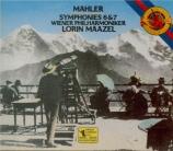 MAHLER - Maazel - Symphonie n°6 'Tragique'