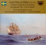 SILLEN - Bergqvist - Concerto pour violon