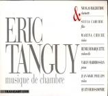 TANGUY - Baldeyrou - Prélude et rondo pour violoncelle