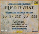 ROUSSEAU - Clemencic - Devin du village (Le)