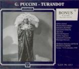 PUCCINI - Ghione - Turandot