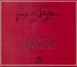 VERDI - Santini - La forza del destino, opéra en quatre actes (version 1 Live Firenze, 8 - 6 - 1956