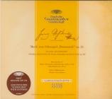 SCHUBERT - Lehmann - Rosamunde, Fürstin von Cypern, musique de scène pou