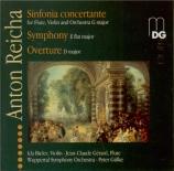 REICHA - Gülke - Sinfonia concertante