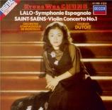 LALO - Dutoit - Symphonie espagnole op.21
