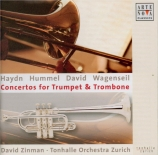 Concertos for Trumpet and Trombone