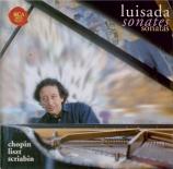 LISZT - Luisada - Sonate en si mineur, pour piano S.178