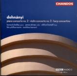 DOHNANYI - Bamert - Concerto pour violon n°2 op.43