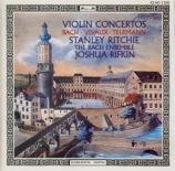 Concertos pour violon à la Cour de Weimar