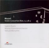 MOZART - Repin - Concerto pour violon et orchestre n°2 en ré majeur K.21