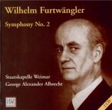 FURTWÄNGLER - Albrecht - Symphonie n°2