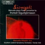 Liongate pour flûte, cordes et percussions - Calaïs...