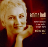 STRAUSS - Bell - Freundliche Vision, pour voix et piano op.48 n°1