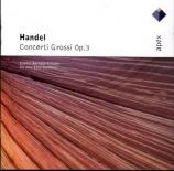 HAENDEL - Gardiner - Six concerti grossi op.3 HWV.312-317