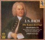 BACH - Savall - L'art de la fugue(Die Kunst der Fuge) BWV.1080 : transc