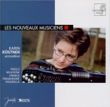 FRANCK - Küstner - Prélude, choral et fugue, pour piano en si mineur FWV