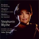 Brahms / Wagner / Mahler