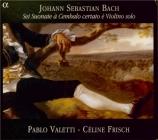 BACH - Frisch - Sonate pour violon et clavier n°1 en si mineur BWV.1014