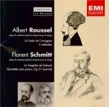 ROUSSEL - Roussel - Le festin de l'araignée op.17