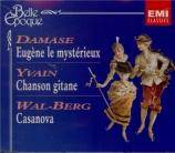 DAMASE - Cariven - Eugène le mystérieux : extraits
