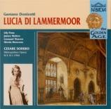 DONIZETTI - Sodero - Lucia di Lammermoor (live MET 8 - 1 - 1944) live MET 8 - 1 - 1944