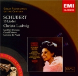 SCHUBERT - Ludwig - Erlkönig (Goethe), lied pour voix et piano op.1 D.32