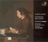 HAYDN - Staier - Concerto pour clavier et orchestre en sol majeur Hob.XV