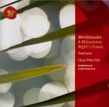 MENDELSSOHN-BARTHOLDY - Flor - Ein Sommernachtstraum (Le songe d'une nui
