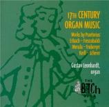 17th century organ music