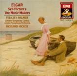 ELGAR - Hickox - The music makers op.69